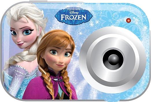 4 opinioni per Disney Frozen 57127 5.1MP Kids Compact Digital Camera.