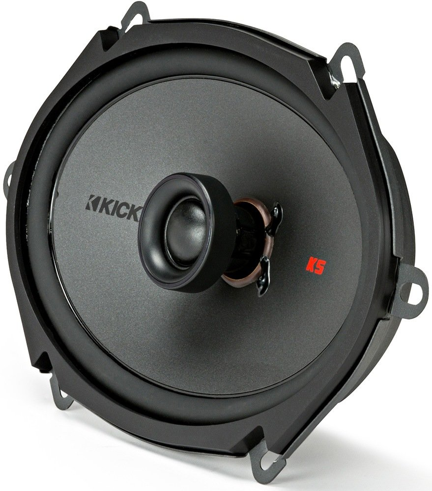 Kicker Ksc6804 Ksc680 6x8 Coax Speakers With 75 1998 Explorer Wiring Tweeters 4 Ohm Cell Phones Accessories
