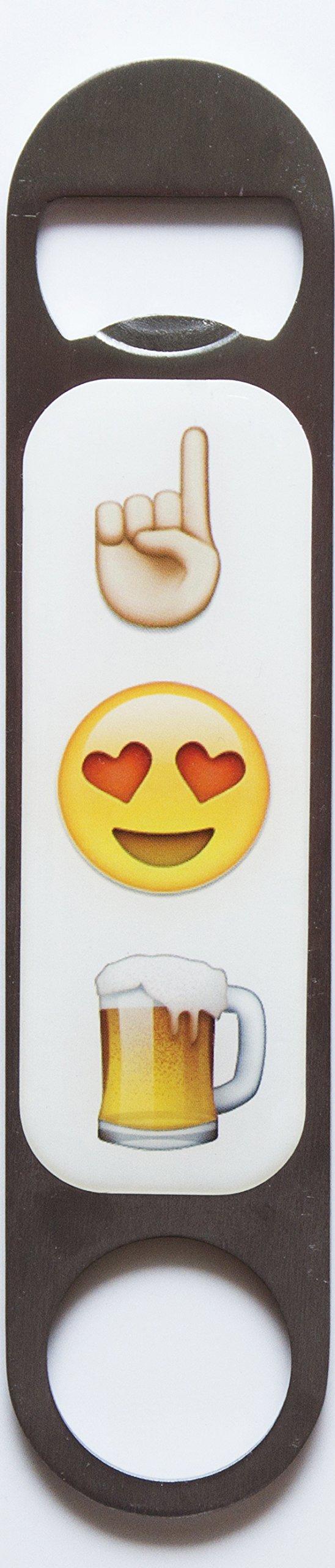Boxer Gifts Emoji bar Blade - i Love Beer