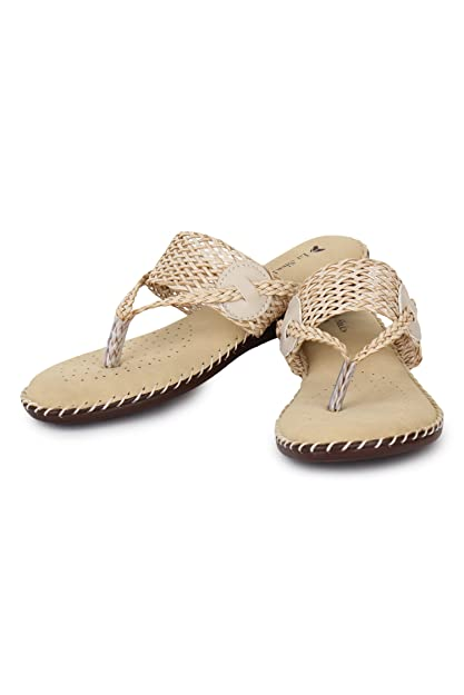 69ba408db5426a La Shades R-1 Comfortable Daily Wear Doctor Sole Ortho Slippers for Women   Buy Online at Low Prices in India - Amazon.in