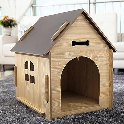 YXINY Perrera Gatos y Perros Habitación de Animales/Casa ...
