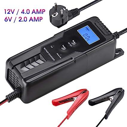 Chargeur de batterie 12V pour voiture pas cher et facile à