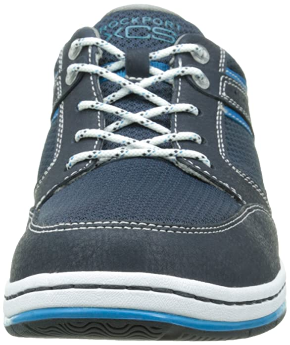 Mens Blucher Mdgd Boat Shoes Rockport
