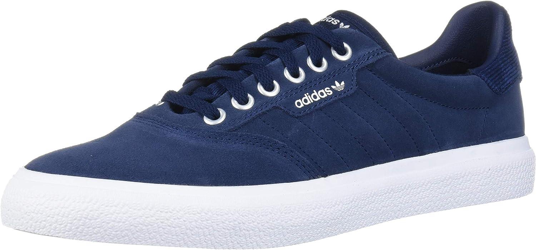 adidas Originals 3 MC Skate Shoe, Zapato para Patinar Unisex Adulto