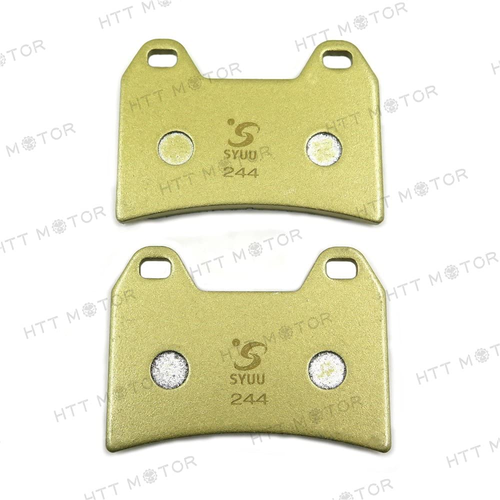 Brembo RC Front Brake Pads For BMW 2009 F800 R