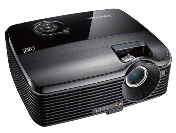 Viewsonic PJD5111 Video - Proyector (2500 lúmenes ANSI, DLP, SVGA ...
