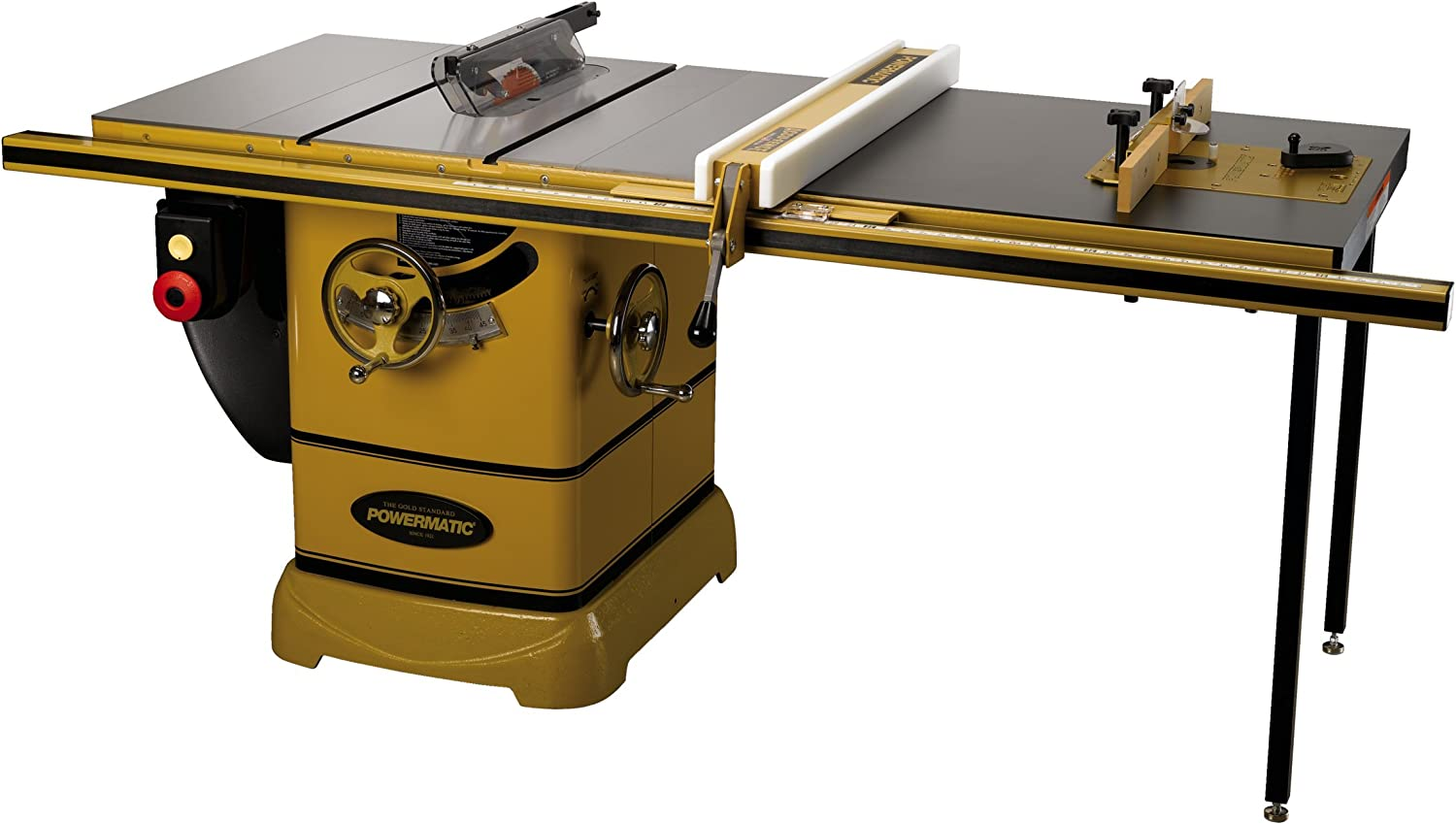 6. Powermatic 1792001K PM2000 Cabinet Table Saw