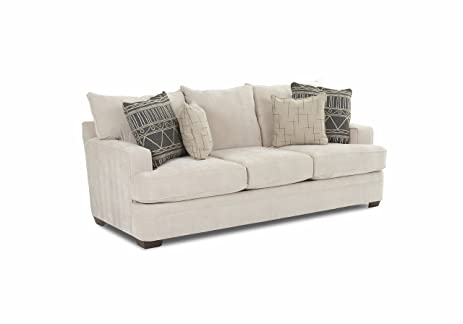 Genial Klaussner 012013377260 Chadwick Sofa, Linen