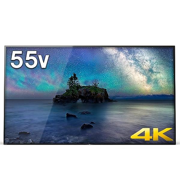 ソニー SONY 55V型 4K対応 有機EL テレビ OLED ブラビア KJ-55A1 (2017年モデル)