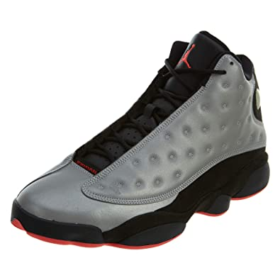 b99c86eb91 Amazon.com | Nike Mens Air Jordan 13 Retro PRM 3M Reflective ...