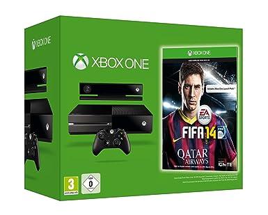 Xbox One - Consola + FIFA 14