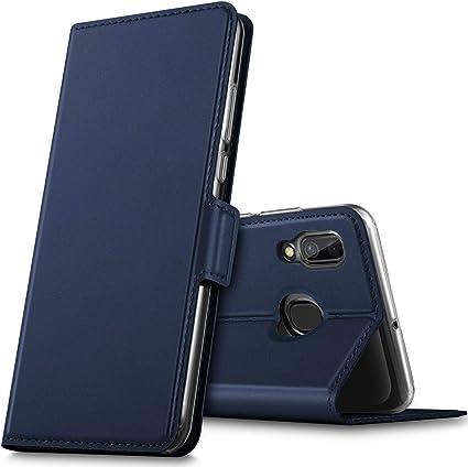 GEEMAI Diseño para Samsung Galaxy A30/A20 Funda, Protectora PU ...