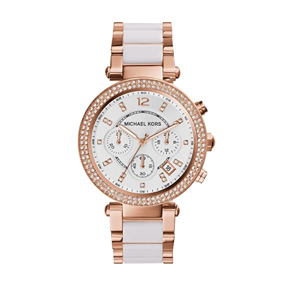 dbc6993d36ed Michael Kors MK5774 Womens Parker Wrist Watches  Michael Kors  Amazon.ca   Watches