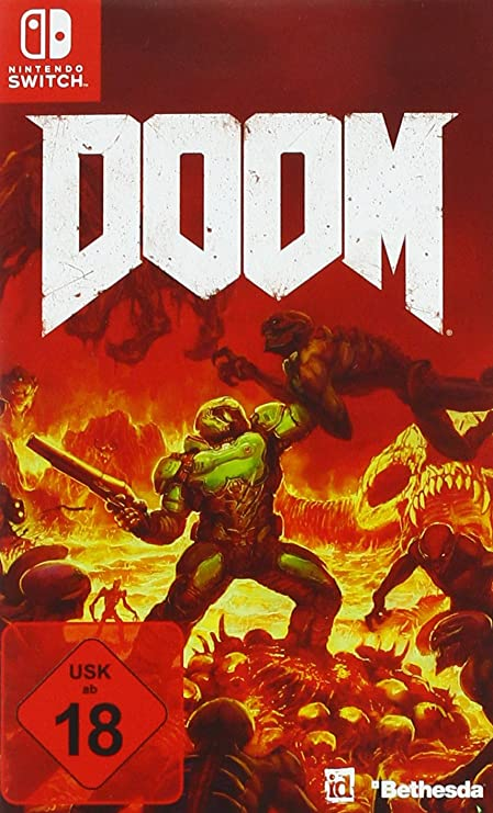 Doom für Nintendo Switch - Nintendo Switch [Importación alemana ...