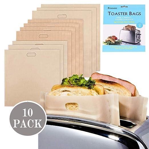 bolsas para tostadora, bolsas antiadherentes, reutilizables ...