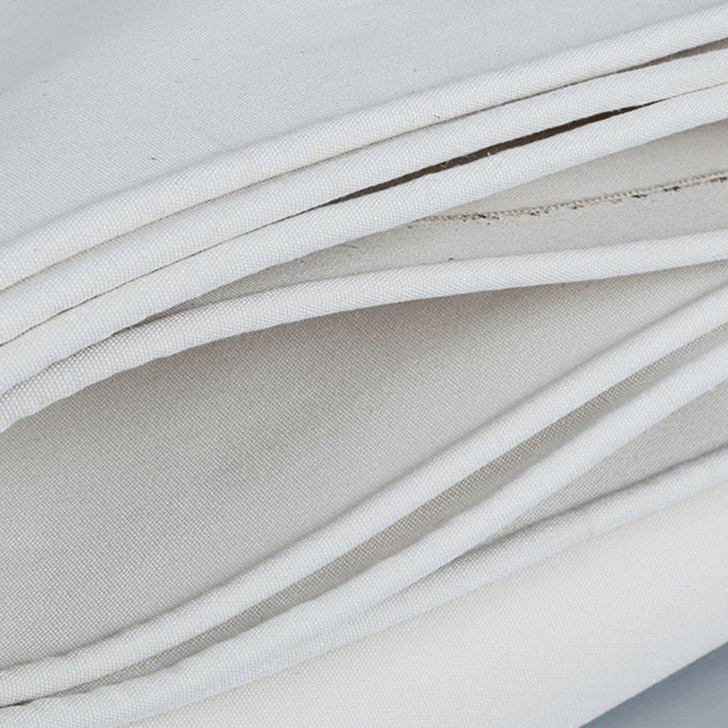 blanc /épaisseur 0.8mm -500 G//m2, B/âche ext/érieure imperm/éable /à leau de protection solaire de toile dombrage prot/égeant du vent de r/ésistance /à lusure antioxydante taille : 2 x 1.5m