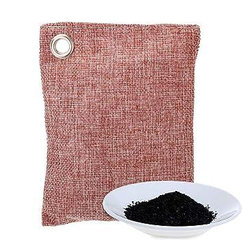 TAOtTAO Ambientador de carbón Activado de bambú para Coche, Desodorante de Olor, F, 1Pcs-15X11cm: Amazon.es: Hogar