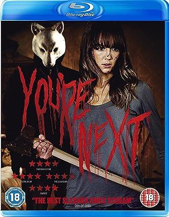 You're Next [Blu-ray]: Amazon co uk: Sharni Vinson, Nicholas