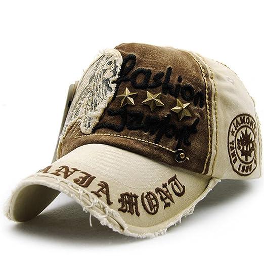 xiaochicun Sombrero para el Sol Europa y América Sombreros ...
