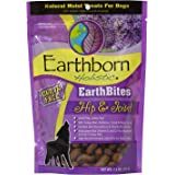Earthborn Holistic EarthBites Hip & Joint Grain-Free Moist Treats for Dogs, 7.5 Ounce Bag B00NRB3KYM