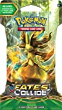 Pokemon XY10 Fates Collide Booster Pack: 10 Additional Cards for Pokemon Trading Card Game (Random, English Language)