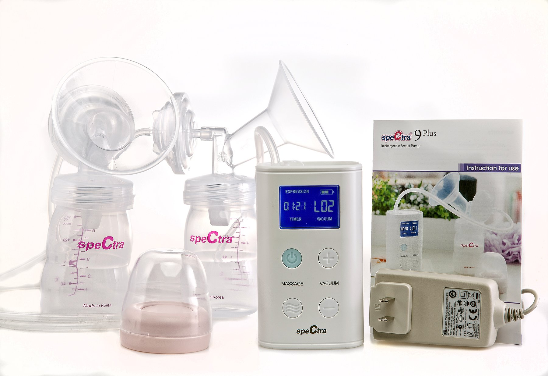 Spectra 9 Plus Rechargeable Breast Pump (Personal Use)