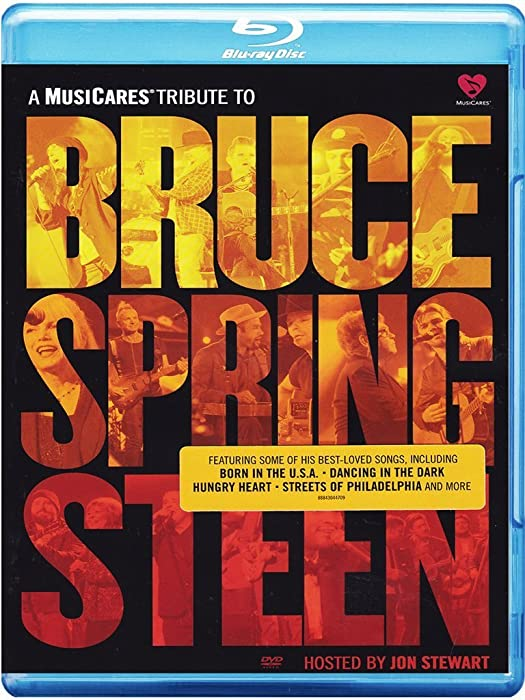 A MusiCares Tribute to Bruce Springsteen [Blu-ray]