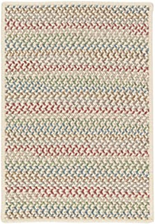 product image for Chapman Wool Rugs, 7' x 9', Spring Mix Natural