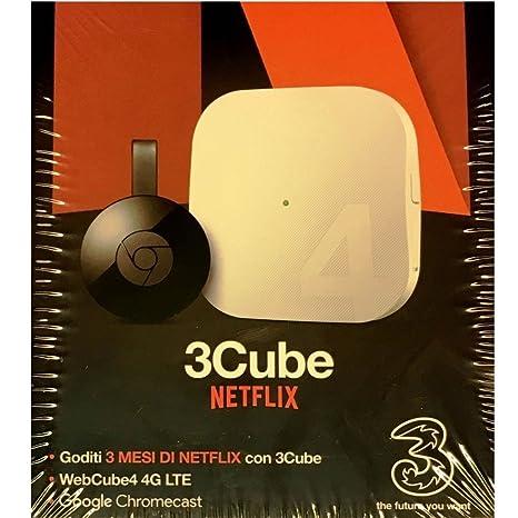 H3G Modem WebCube 4G LTE Wi-Fi: Amazon.it: Elettronica