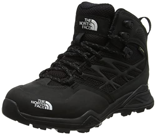 The North Face Women's Hedgehog Mid Gore-Tex High Rise Hiking Boots, Black (