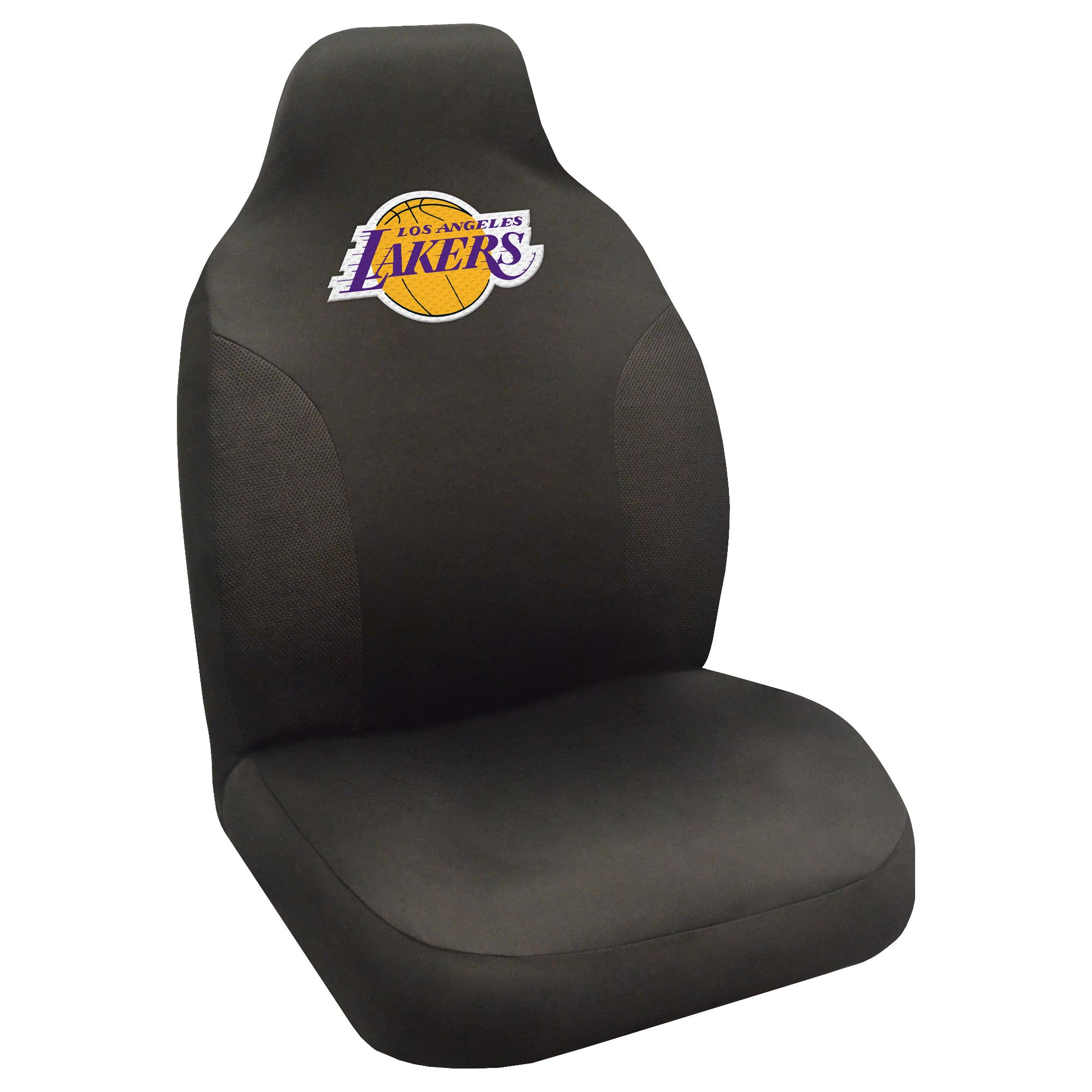 Fanmats NBA Los Angeles Lakers Polyester Seat Cover by Fanmats