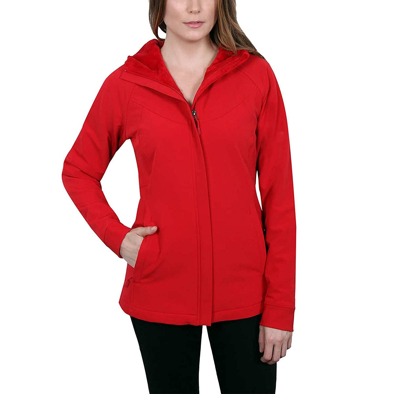 Kirkland Signature Ladies' Water-Repellent Wind Resistant Softshell Jacket