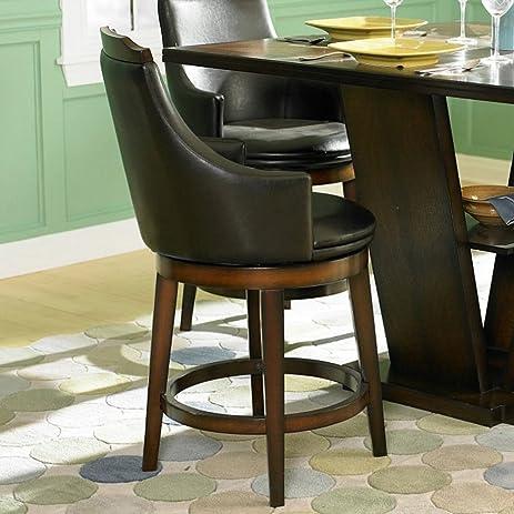 Bayshore Swivel Counter Height Chair [Set of 2] & Amazon.com: Bayshore Swivel Counter Height Chair [Set of 2 ... islam-shia.org