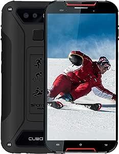 CUBOT Quest Lite 4G Smartphone IP68 Robusto 3GB RAM + 32GB ROM Pantalla 5.0