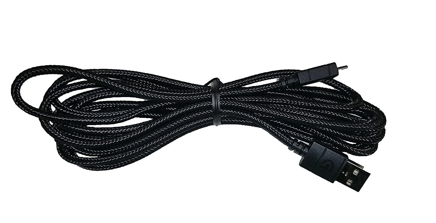 Original Logitech Braided Usb Cable For G633 And G933 Wiring Diagram5pin Micro Cableled Product On Gaming Headset Computers Accessories