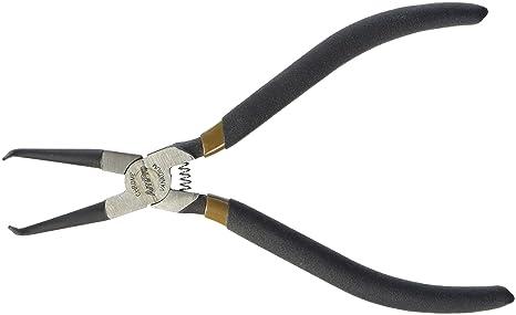 Ampro T73332 Alicate de punta cónica recta Codos