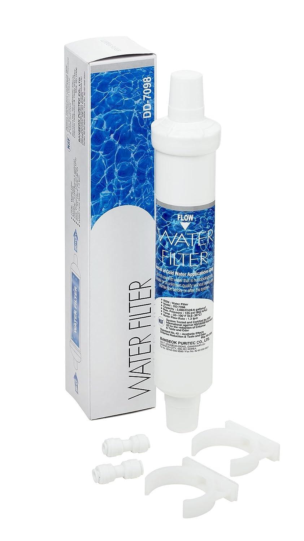 Bosch - Filtro de agua para Daewoo DD-7098 (normativa NSF): Amazon ...
