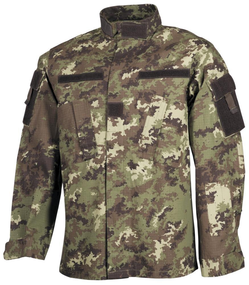 MFH US Field Jacket ACU Ripstop Vegetato