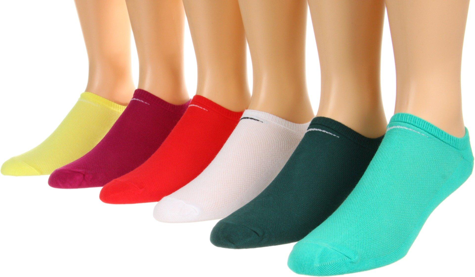 Womens Nike Lightweight No-Show Socks by Nike
