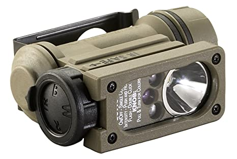Review Streamlight 14514 Sidewinder Compact