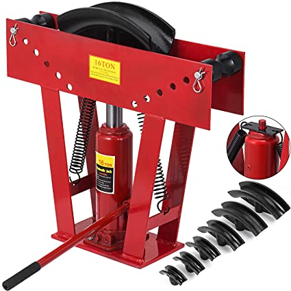 Happybuy 16 Ton Exhaust Tubing Bender 1/2 Inch Square