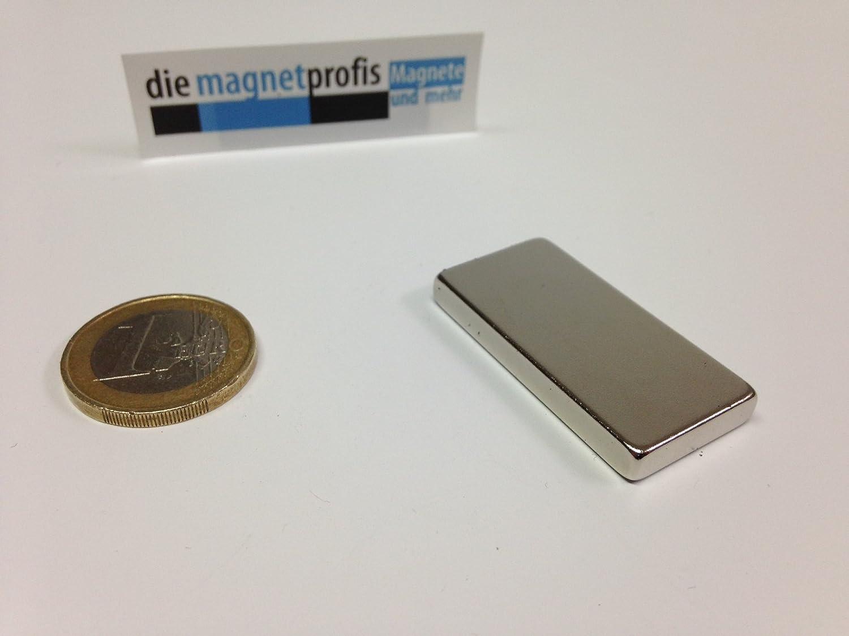 bloque de 10 imanes imanes 10 Magnete – Imanes 20 x 20 x 10 mm a757ce