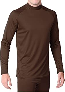 product image for WSI Mens Microtech Long Sleeve Form fit Performance Shirt