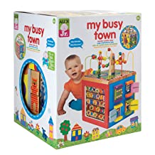 Alex Discover My Busy Town Activity Cube