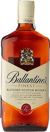 Ballantines - Whisky con Estuche, 1000 ml: Amazon.es: Alimentación y bebidas