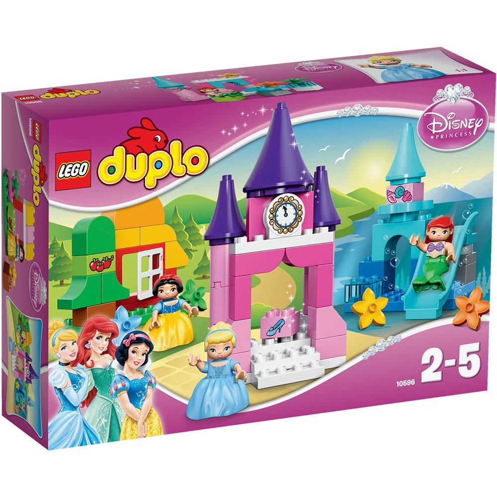 Disney Prinzessinnen Schloss - Lego Duplo Disney Princess Kollektion