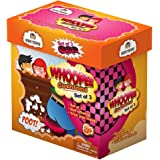 """Whoopee Cushion Self Inflated 7"""" Set of 3 Gift Box Fart Prank Gag Novelty Trick Joke Toy for Kids Children Adults Office Home"""