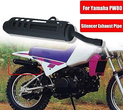 Silencer Exhaust Muffler Pipe Yamaha PW80 PW 80 Pit Dirt Bike