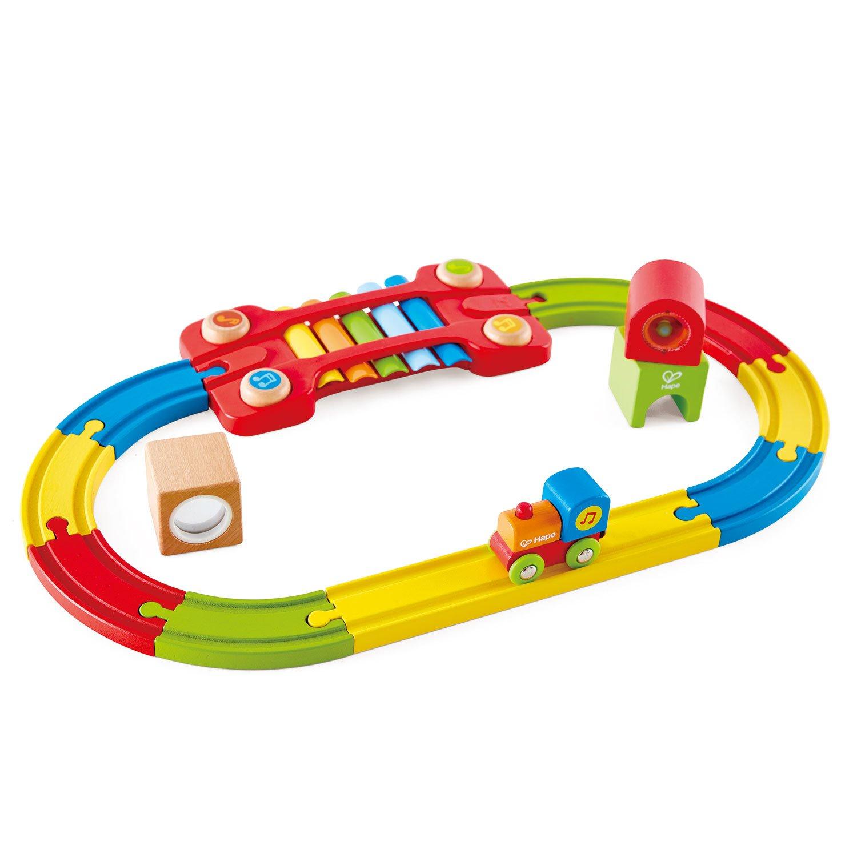 Hape 3822 Eisenbahn der Sinne-Set