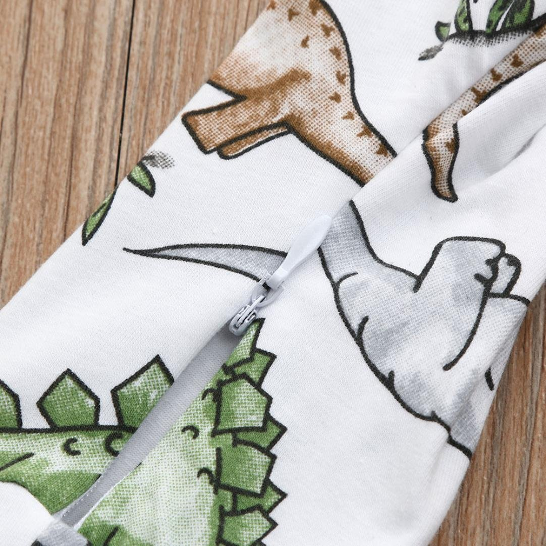 Baby Boys Cute Flower Animal Cartoon Plants Print Jumpsuit Outfits Newborn Pajamas Summer Sleeveless Clothes SHOBDW Girls Rompers